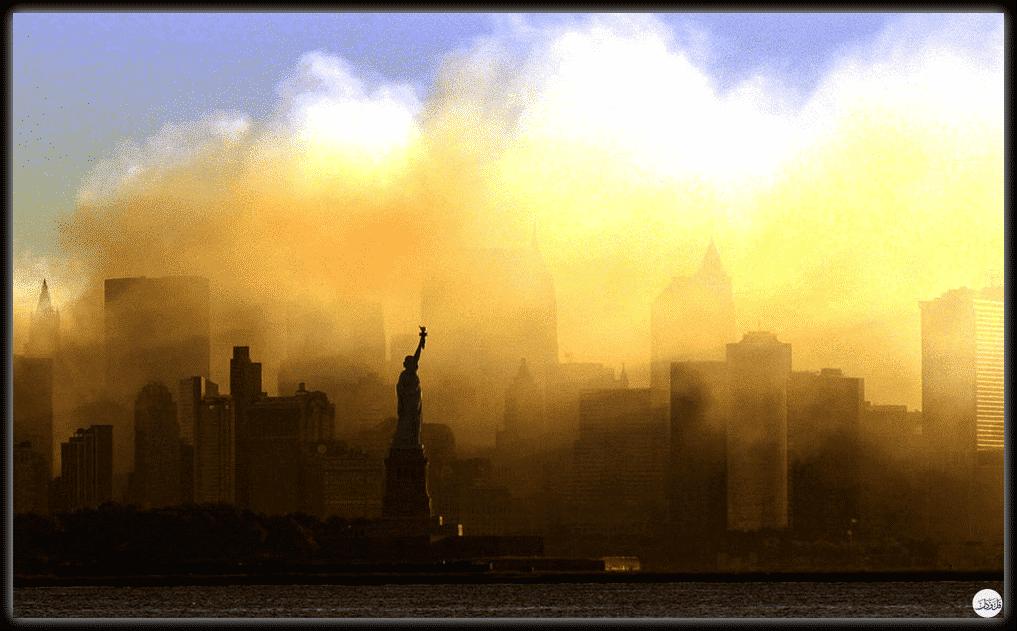 صور لا تنسى في ذكرى الحادي عشر من سبتمبر 1