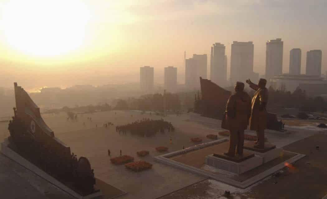 مرحبا بكم في كوريا الشمالية.. أغرب المباني على الإطلاق