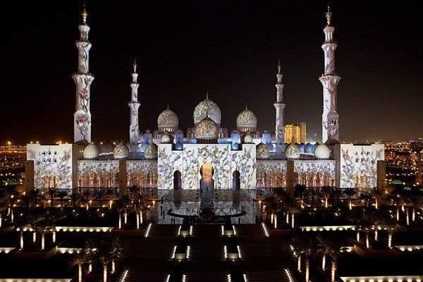 أجمل المساجد حول العالم 1