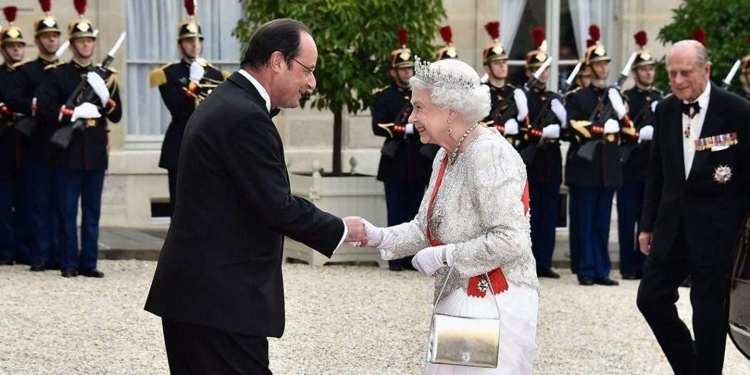 حقيبة الملكة اليزابيث..رسالة مشفرة