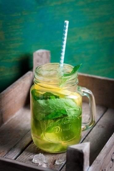 6مشروبات منعشة لانقاص الوزن بشكل طبيعي