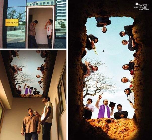 أقوى الحملات الإعلانية ضد التدخين من حول العالم