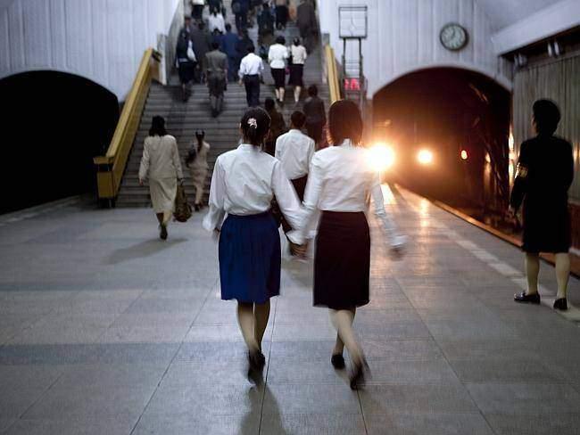 صور ممنوعة من العرض تكشف وجه الحياة في كوريا الشمالية