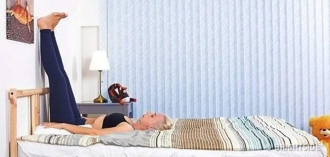 6 تمارين سهلة تجلب النوم فورا 1