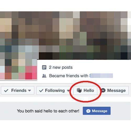 """""""Hello"""" من فيسبوك.. ميزة جديدة أم فخ للمستخدمين؟"""