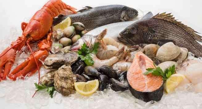 علامات على احتياج الجسم إلى المأكولات البحرية
