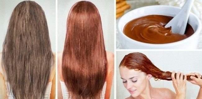 خلطات طبيعية صبغ الشعر