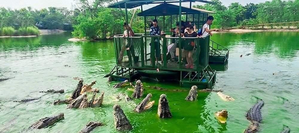 أخطر المعالم السياحية حول العالم