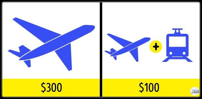 حيل ذكية للسفر حول العالم بأقل التكاليف