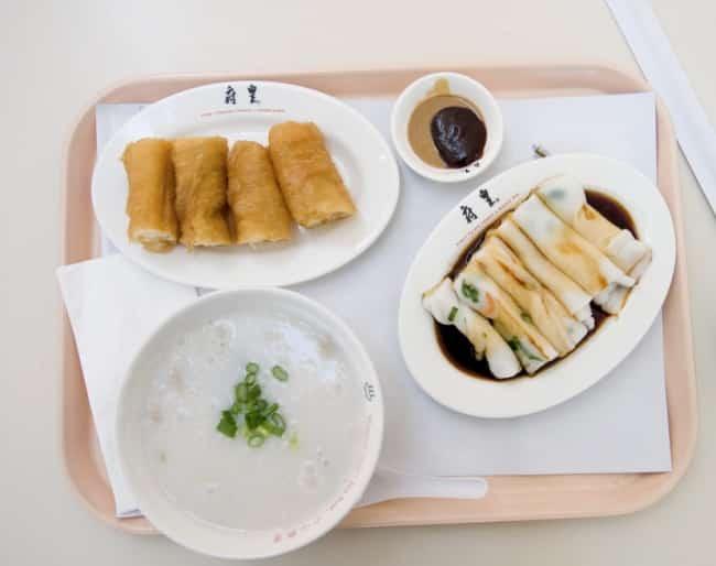 ألذ وجبات الإفطار الشعبية حول العالم 1
