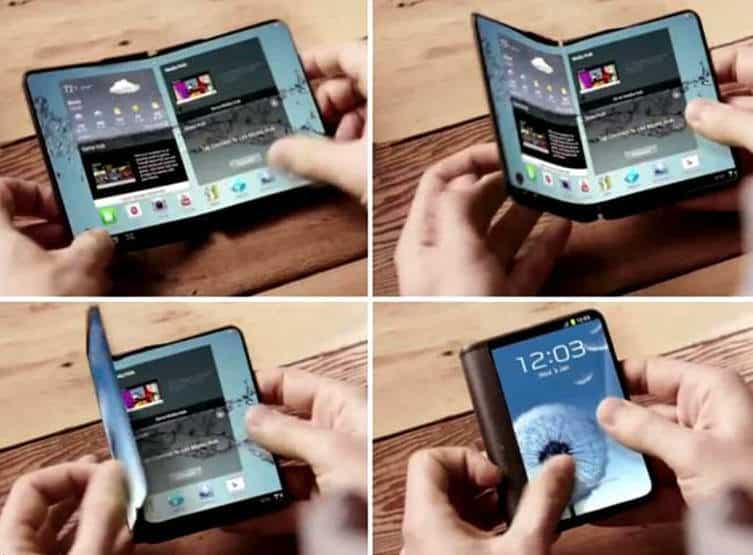 تعرف على جهاز Samsung Galaxy X الجديد القابل للطي