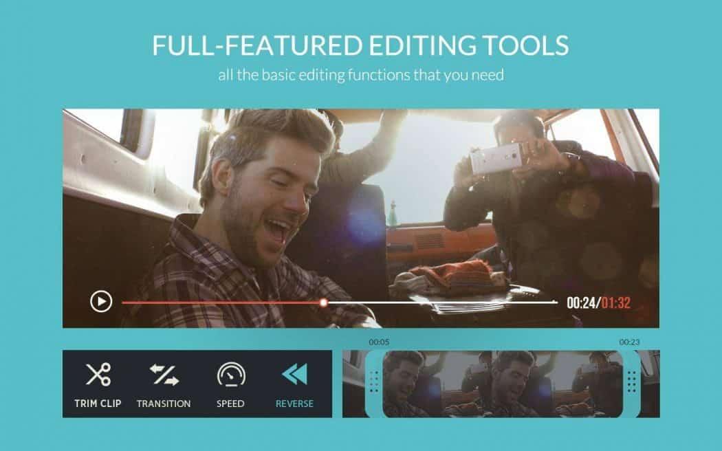 أفضل تطبيقات تحرير الفيديو على أندرويد 1