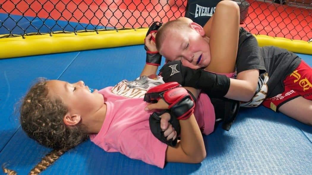 مصارعة المحترفين.. خطر على تربية الأطفال أم مجرد لعبة استعراضية