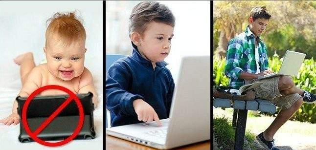 8 طرق فعالة لحماية الأطفال من إدمان الأجهزة الإلكترونية 1