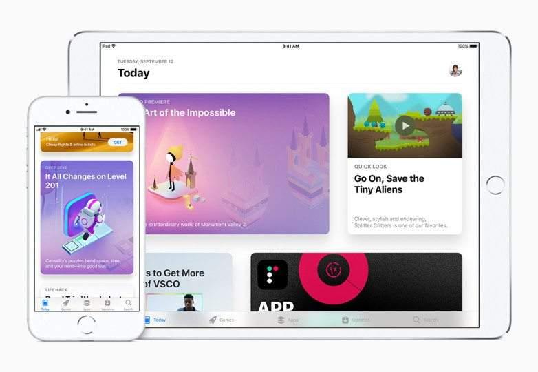 وصل تحديث iOS 11.. كيف تحصل عليه؟