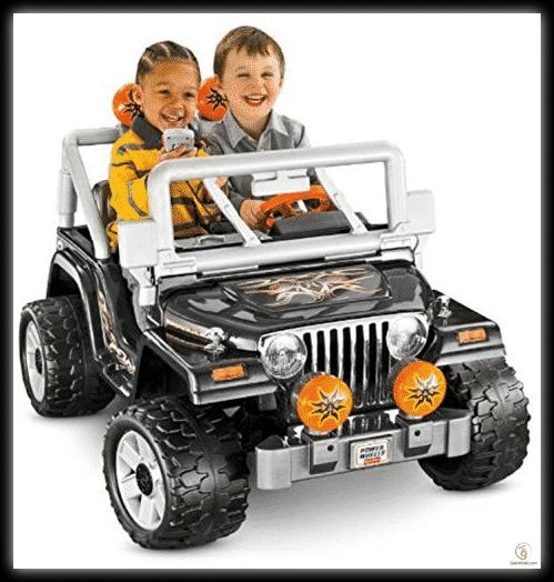 ليست مجرد ألعاب.. أفضل سيارات الأطفال في 2017 1
