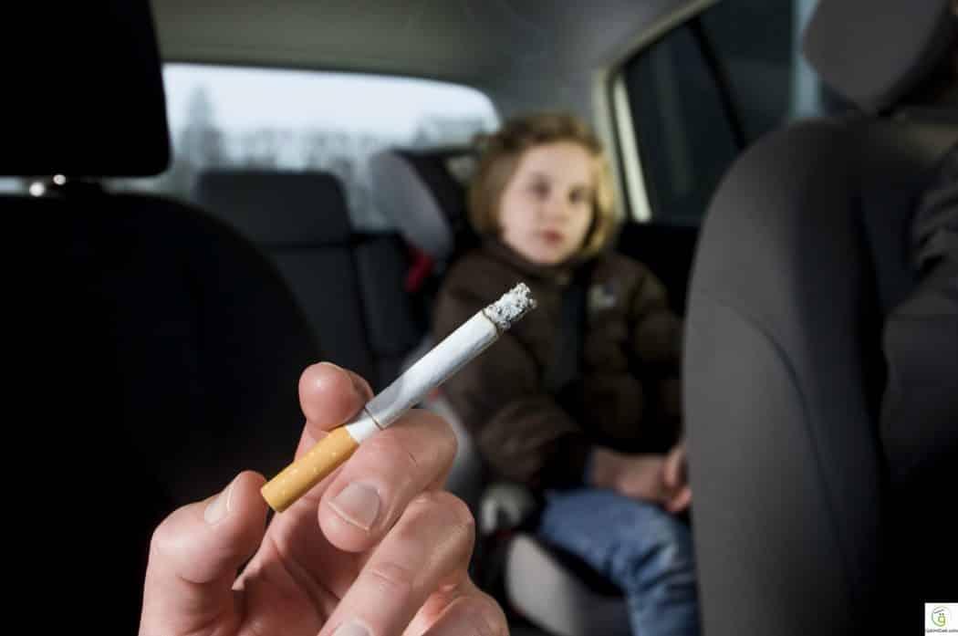 التدخين السلبي مخاطر مرعبة على أطفالك