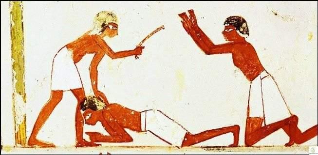 أغرب الأشياء التي عرفها القدماء المصريين