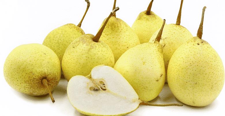 فوائد لا غنى عنها لفاكهة الكمثرى للأطفال