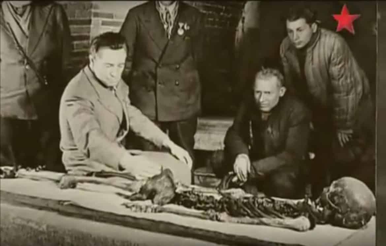 تعويذة تيمورلنك التي أطلقت شر هتلر على السوفييت!
