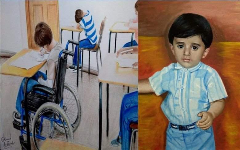 قصص ملهمة من فلسطين