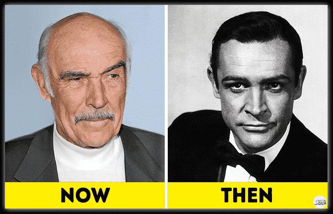 بين الماضي والحاضر.. كيف تحول نجومنا المفضلون في هوليوود؟