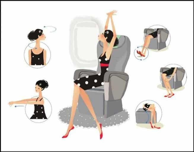 نصائح ذهبية لضمان السلامة أثناء الطيران