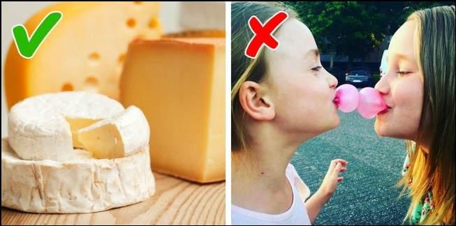 9 أكلات سحرية للحفاظ على الأسنان