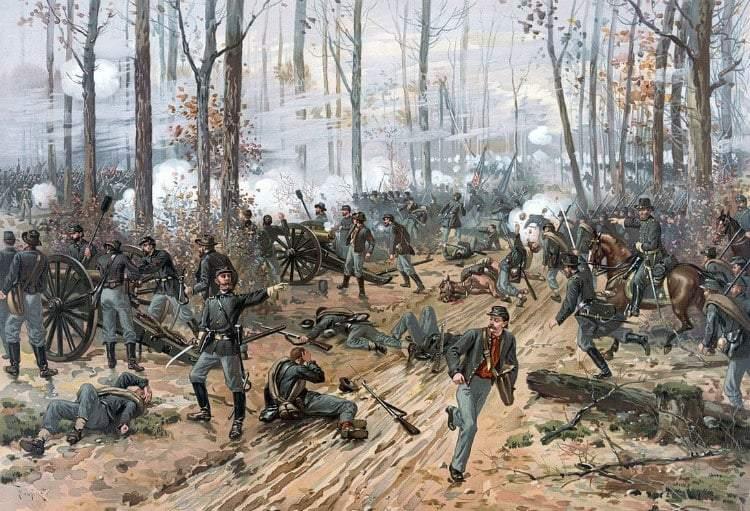 بعد 140 عاما.. انكشاف سر وهج الملائكة الذي عالج جنود الحرب الأهلية دون تدخل طبي!