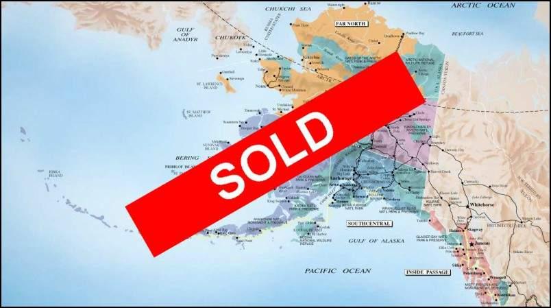 بيع ألاسكا.. وأخطاء فادحة غيرت مجرى التاريخ 1