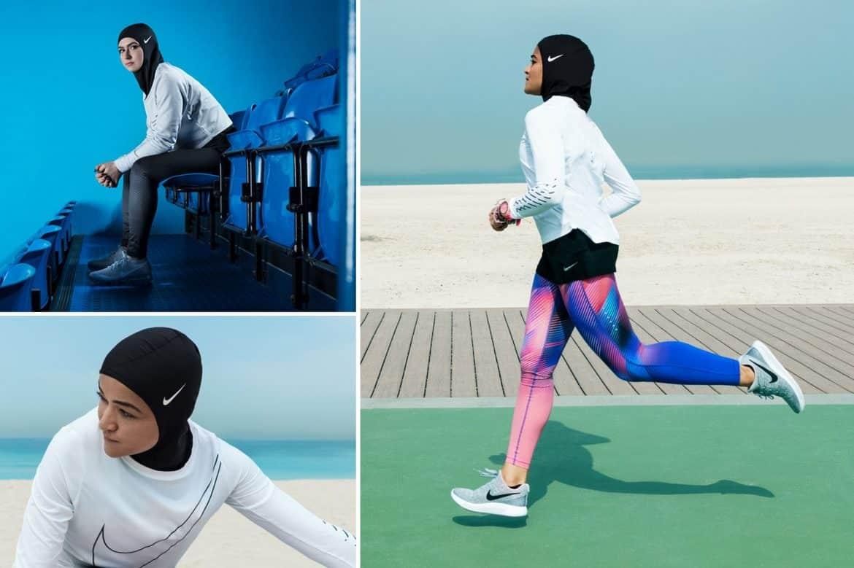 الحجاب الرياضي.. موضة جديدة من نايكي للرياضيات المسلمات
