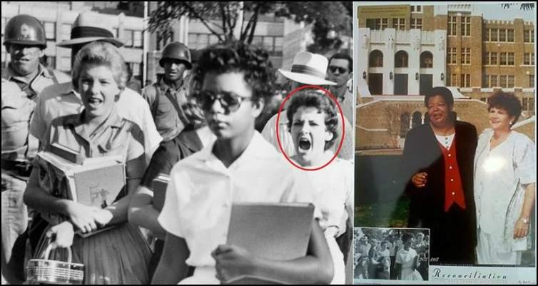 إليزابيث إيكفورد.. مناهضة العنصرية التي صارت رمزا للتسامح بعد 40 عاما!