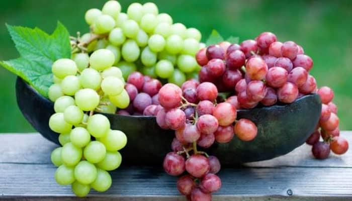 ماذا تعرف عن فوائد العنب