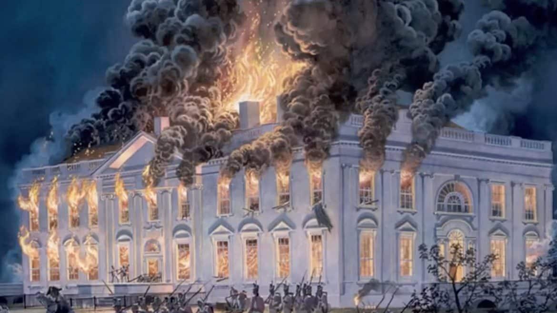 بناه العبيد وحرقته بريطانيا.. حقائق مدهشة عن البيت الأبيض