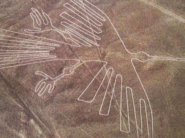 خطوط نازكا.. عجيبة العالم التي ترتبط بالكائنات الفضائية 1