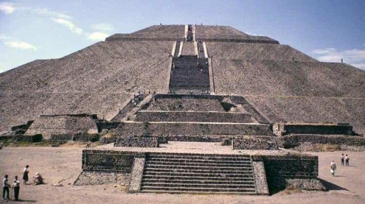 أبرز الأهرامات حول العالم