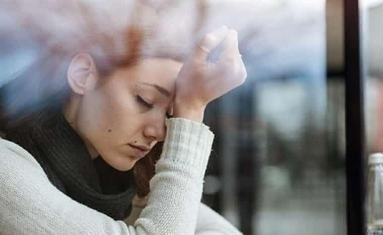 أعراض مرضية تدل على الإجهاد الشديد