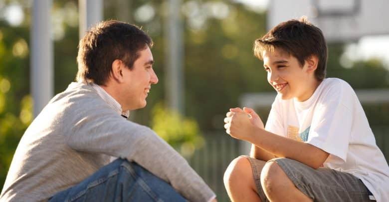 كيف يُعبر ابنك عن نفسه؟