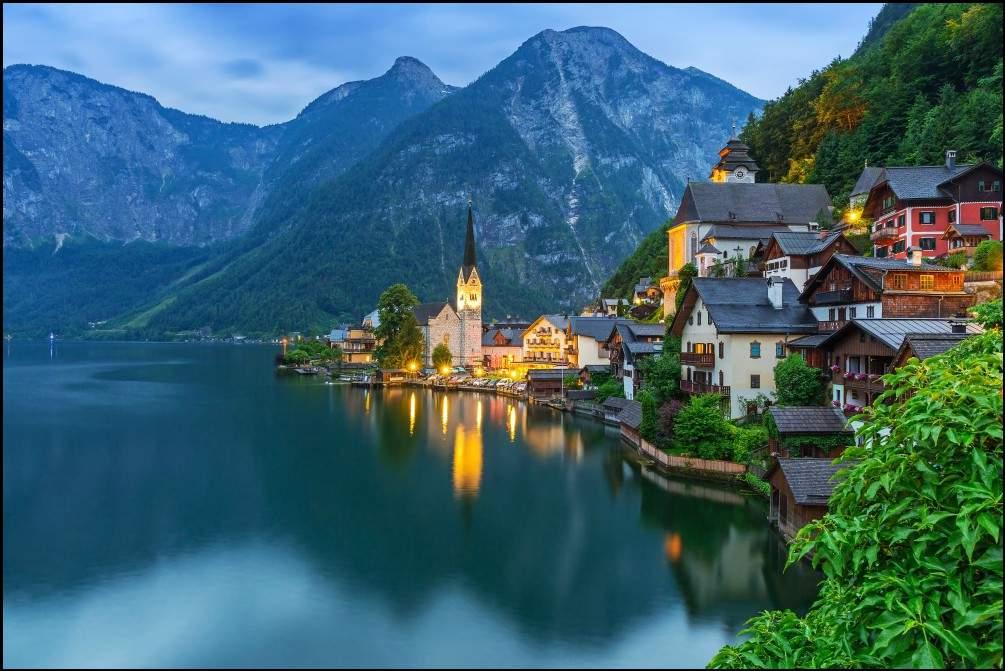 مدن حقيقية.. أجمل من الخيال