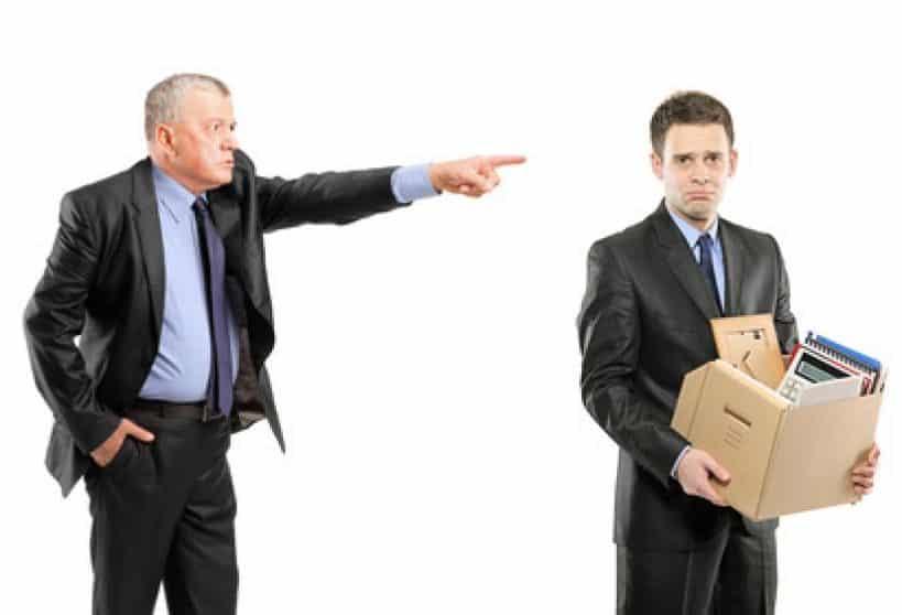 8 أخطاء تعرضك للطرد من الوظيفة!