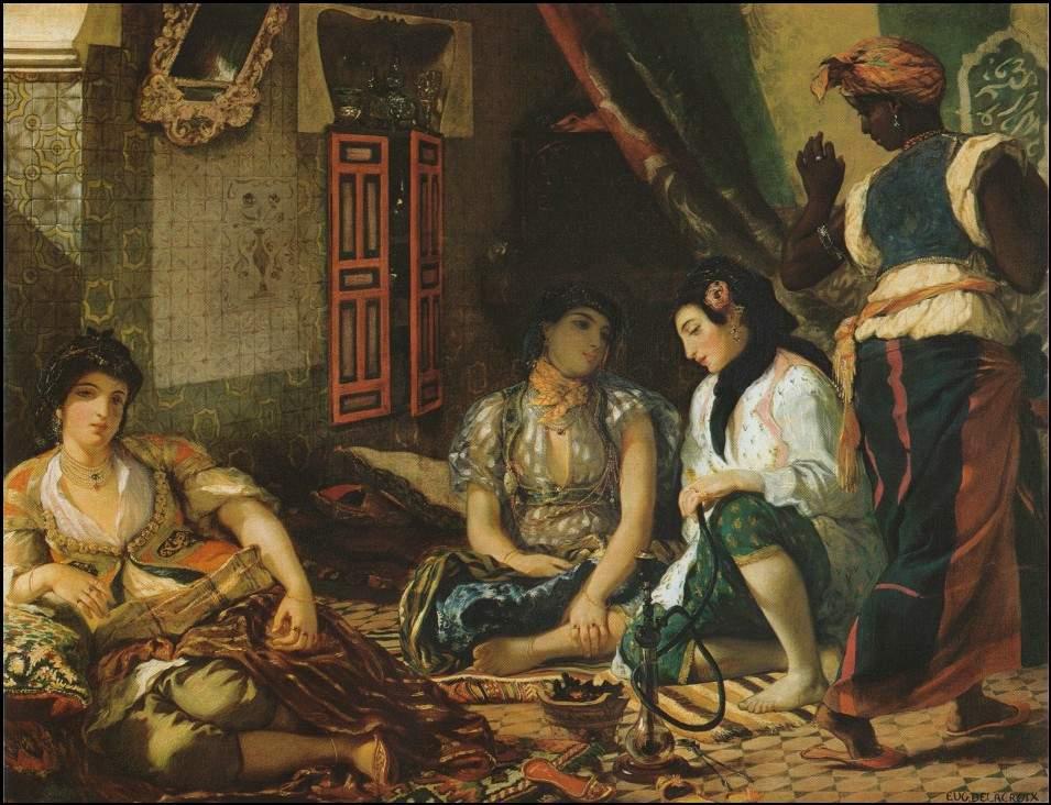 نساء الجزائر.. وأغلى اللوحات الفنية في العالم
