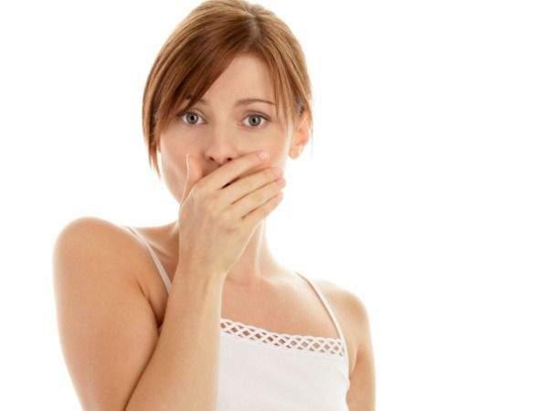 أكلات ومشروبات تزيل رائحة النفس الكريهة