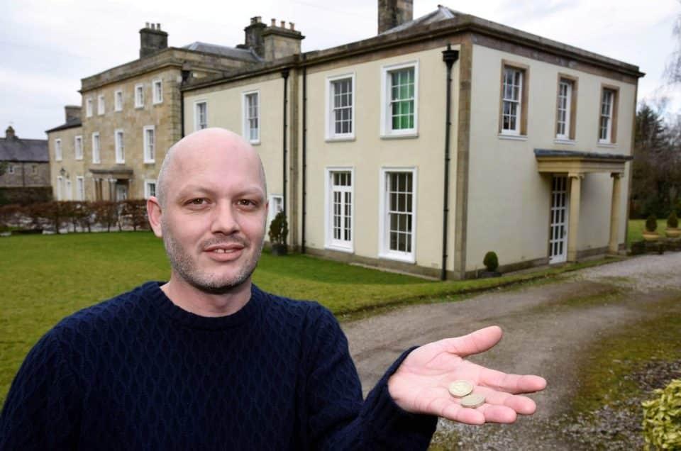 كيف تبيع منزل بجنيهين فقط وتربح مليونا من ورائه؟