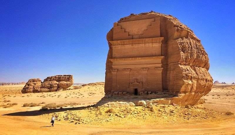 مدائن صالح الموقع الأثري الأشهر والأكثر غموضا بالسعودية