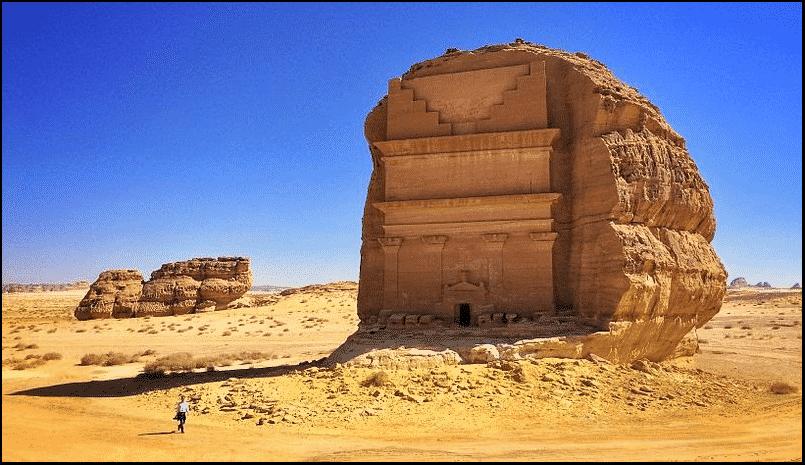 مدائن صالح.. الموقع الأثري الأشهر والأكثر غموضا بالسعودية 2