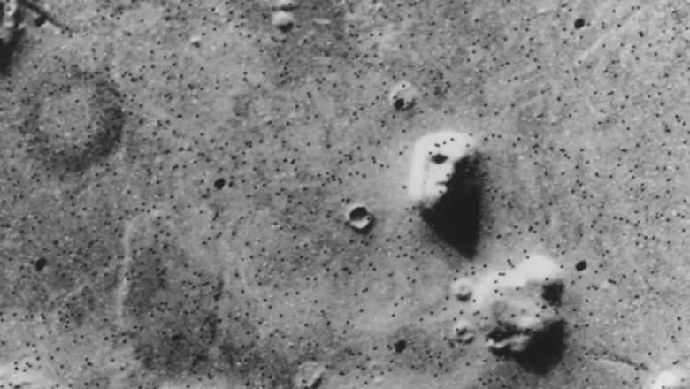 وجه بشري أم سراب؟.. وجه المريخ الغامض الذي أشعل نظريات المؤامرة