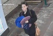 لغز سيدة المطار تحله كاميرات المراقبة.. والمفاجأة مروعة