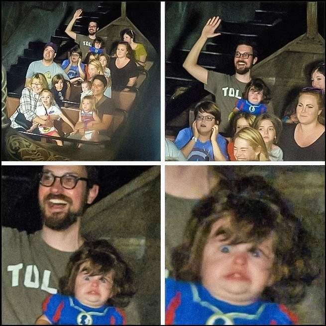 ردود أفعال مضحكة لأطفال.. لن يشعر الآباء معهم بالملل 1