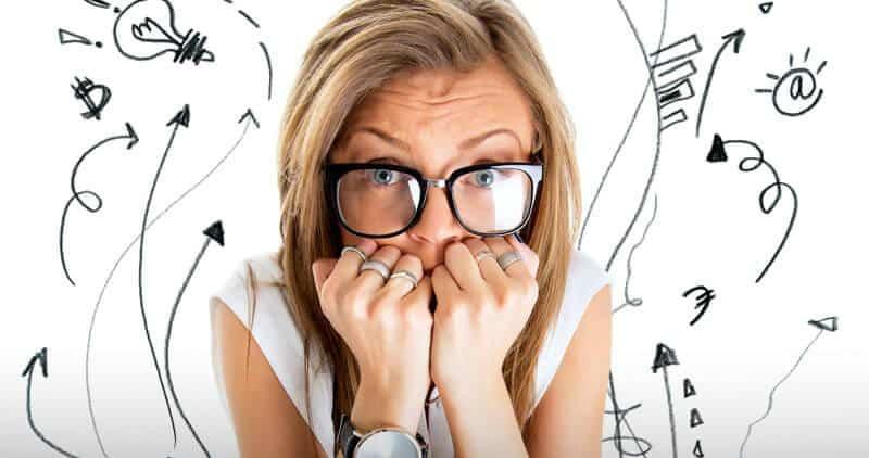 أنواع القلق متعددة.. هل تعاني من أحدها؟