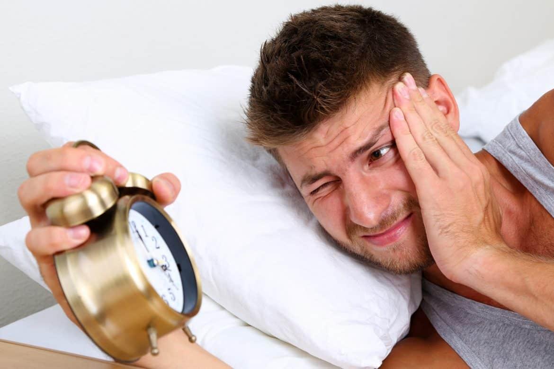 5 مشاكل أساسية تفسد عليك نومك